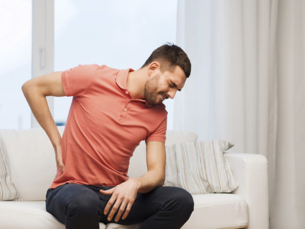 Chronic Back Pain Affecting How You Live? Try This Natural Option