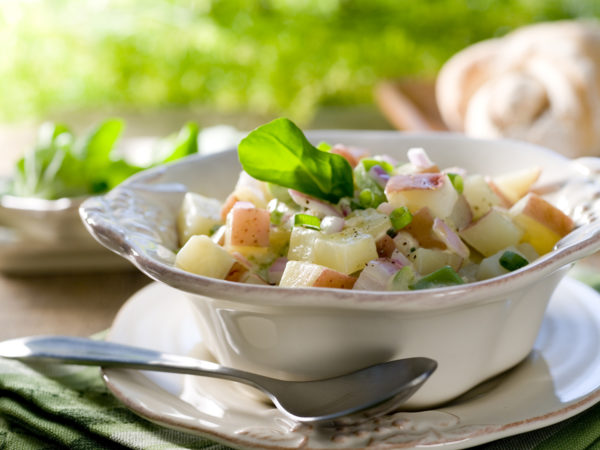 Need A BBQ Side Dish? This Potato Salad Will Do The Trick