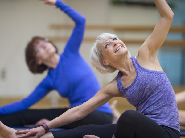 yoga for incontinence