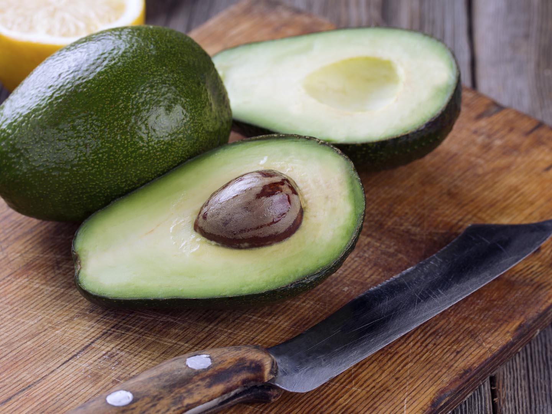 Vitamin B7 - Avocados