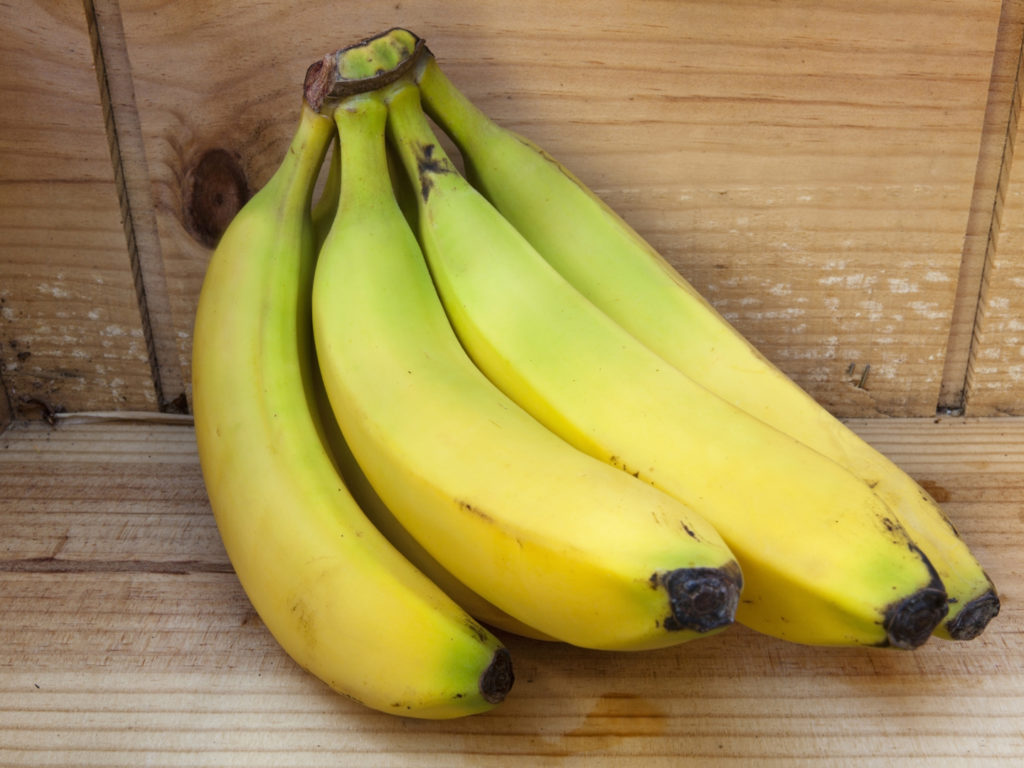 Vitamin B6 - Bananas