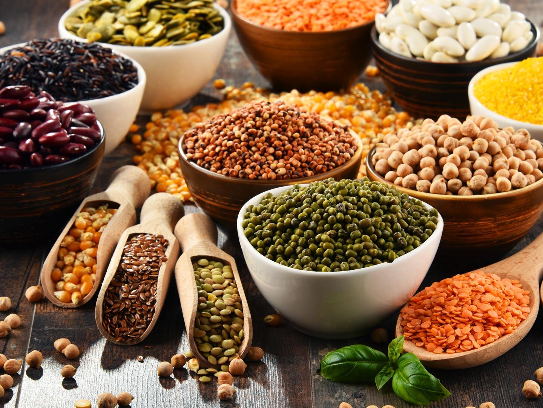 Vitamin B3 - Beans & Legumes