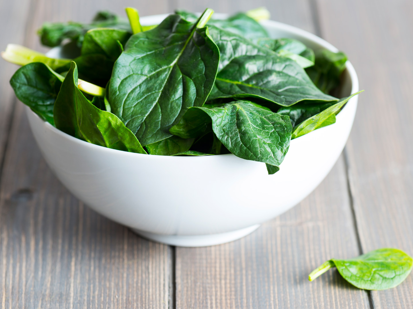 Vitamin B9 - Spinach