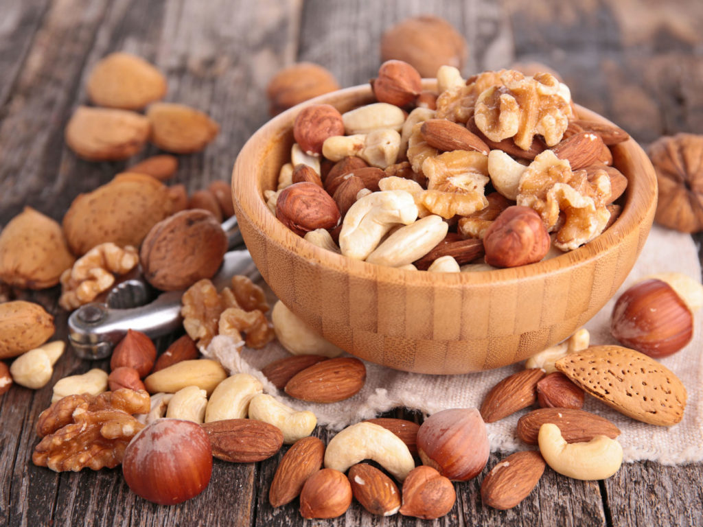 Vitamin B1 - MIxed Nuts