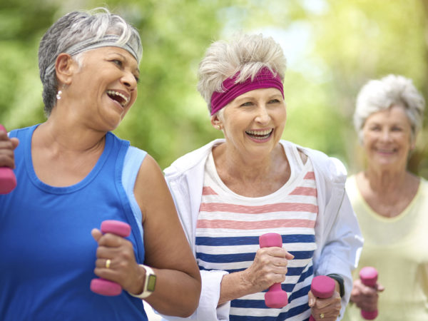Exercise Prescription For Aging Well