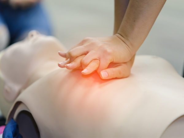 Learning CPR In High School | Weekly Bulletins | Andrew Weil, M.D.