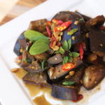 Stir-Fried Eggplant With Honey, Tumeric & Soy | Recipes | Dr. Weil's Healthy Kitchen