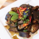 Stir-Fried Eggplant With Honey, Tumeric &amp&#x3B; Soy | Recipes | Dr. Weil&#039&#x3B;s Healthy Kitchen