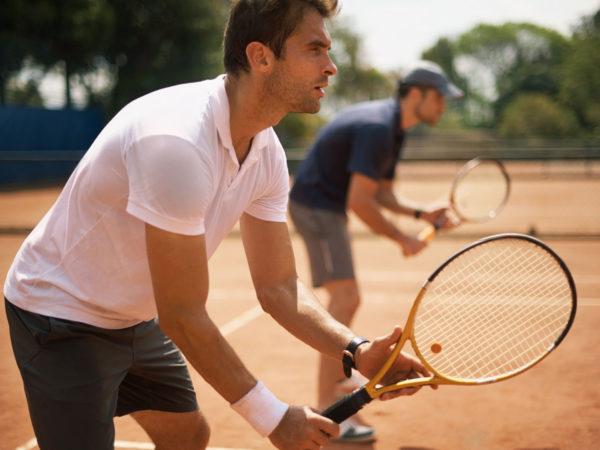 tennis or badminton