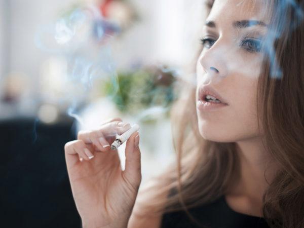 quit smoking gum disease