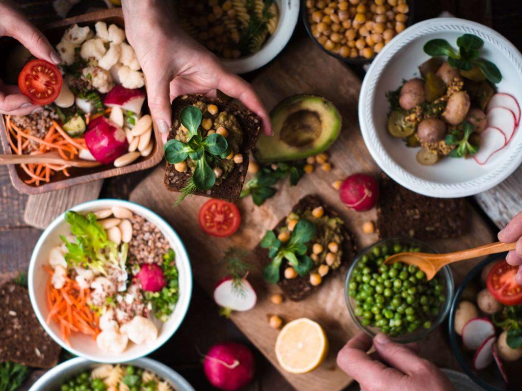 vitaminer vegetarian