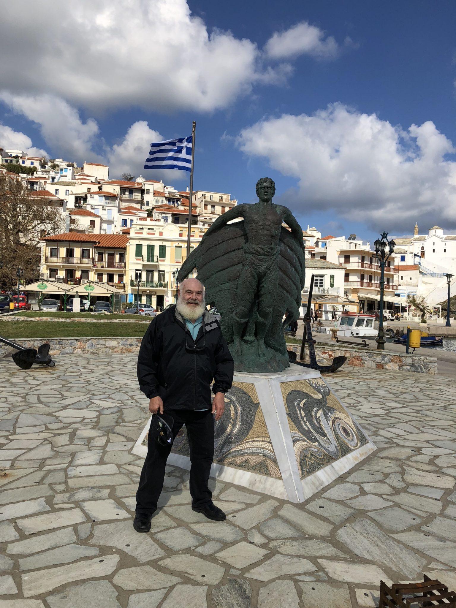 2 Statue at Skopelos Port_20181007_4068