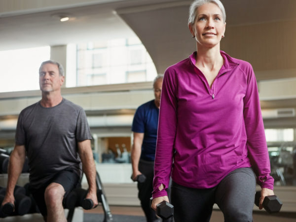 How Weight Lifting Can Help Your Heart | Weekly Bulletins | Andrew Weil, M.D.