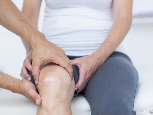 fighting knee arthritis