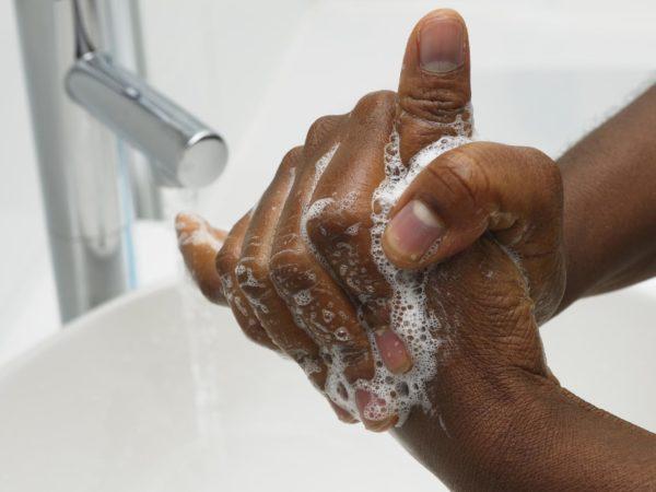 no more antibacterial hand soap
