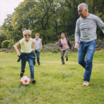 Here's How To Find Time To Exercise | Playing with Kids | Andrew Weil M.D.