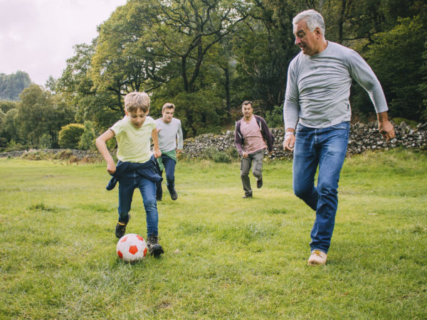 Here&#039&#x3B;s How To Find Time To Exercise | Playing with Kids | Andrew Weil M.D.