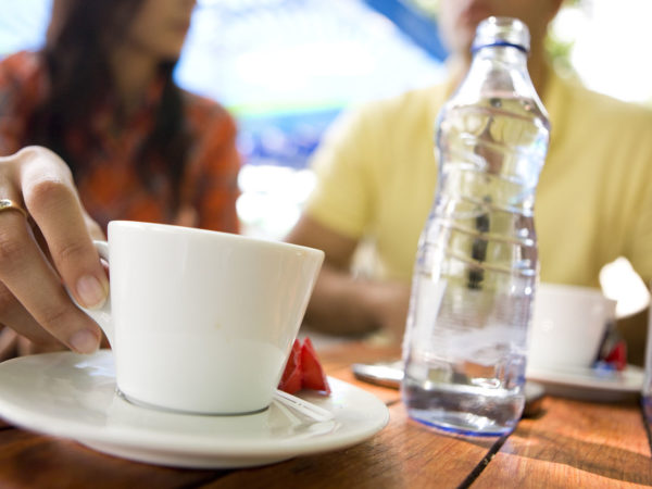 Bottled Water For Better Green Tea | Weekly Bulletins | Andrew Weil, M.D.