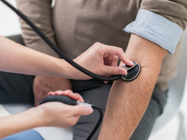 Too Young For High Blood Pressure | QA | Andrew Weil M.D.