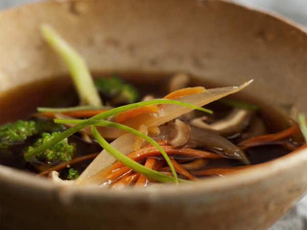 Immunity Soup   Recipes   Dr. Weil's Healthy Kitchen