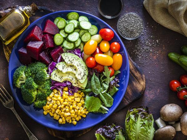 Vegan Diet | Diets & Weight Loss | Andrew Weil, M.D.