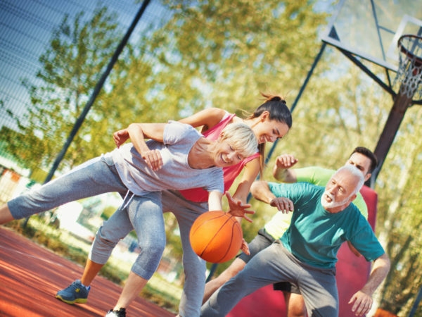 Why Play Team Sports? | Exercise & Fitness | Andrew Weil, M.D.