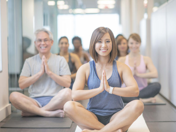 Yoga At Work Can Ease Stress | Weekly Bulletins | Andrew Weil, M.D.