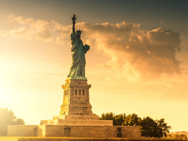 Legacy Of Immigration | Statue of Liberty | Andrew Weil, M.D.