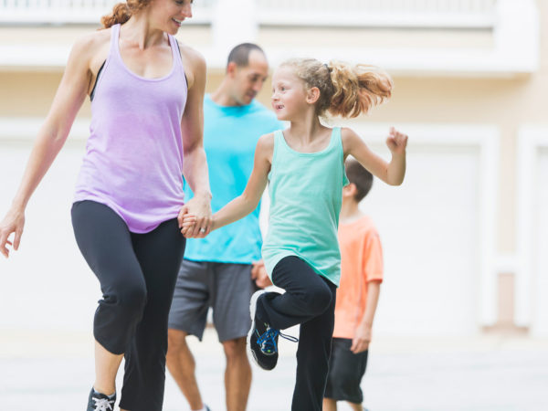 Skipping Easier On Knees Than Running | Weekly Bulletins | Andrew Weil, M.D.