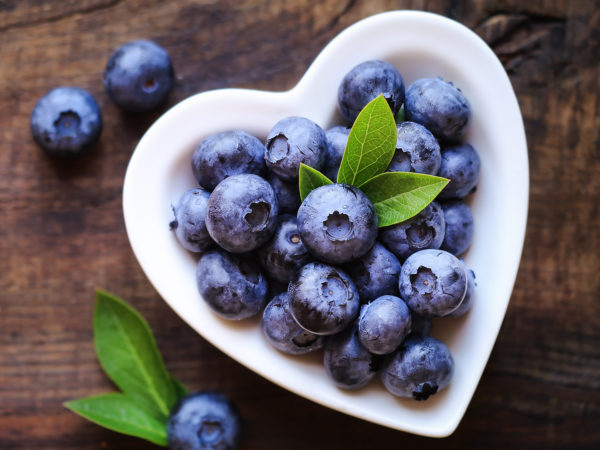 Eat Blueberries To Protect Your Heart | Weekly Bulletins | Andrew Weil, M.D.