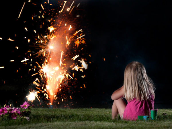 Setting Off Fireworks At Home? | Healthy Living | Andrew Weil, M.D.