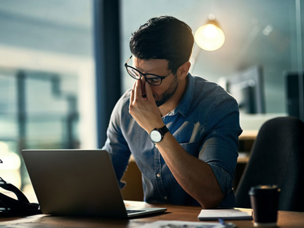 Working Long Hours Linked To Strokes | Weekly Bulletins | Andrew Weil, M.D.