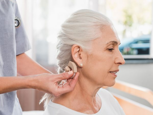 Hearing Aid To Prevent Dementia? | Aging Gracefully | Andrew Weil, M.D.