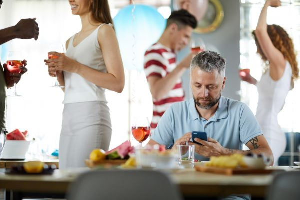 Addressing Social Anxiety During The Holidays | Daily Tips | Andrew Weil, M.D.