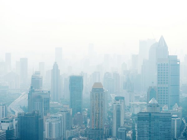 Air Pollution & Glaucoma | Weekly Bulletins | Andrew Weil, M.D.