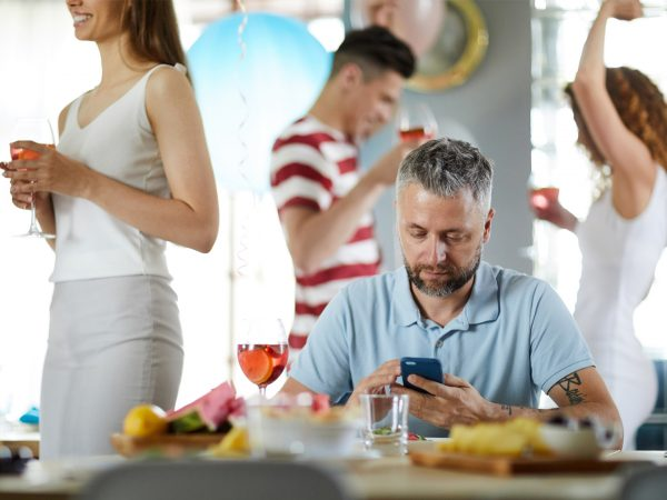 Addressing Social Anxiety During The Holidays   Health Tips   Andrew Weil, M.D.