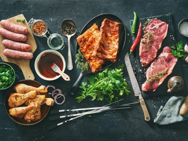 Meat, Poultry & Heart Disease | Weekly Bulletins | Andrew Weil, M.D.