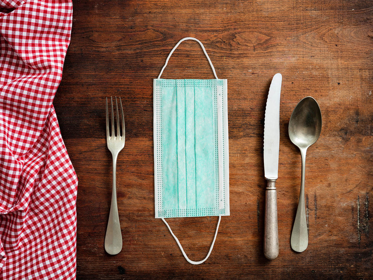Is Dining Out A COVID-19 Risk? | Disease & Disorders | Andrew Weil, M.D.