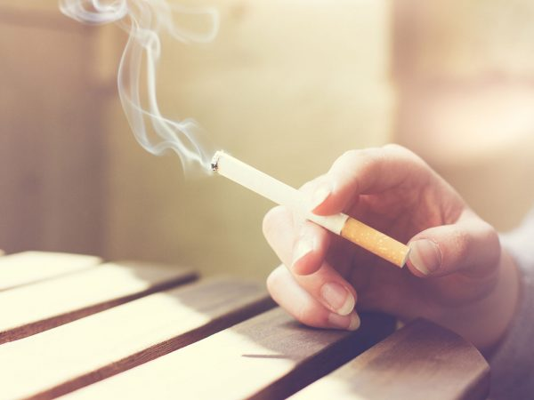 Light Smoking Perils | Weekly Bulletins | Andrew Weil, M.D.