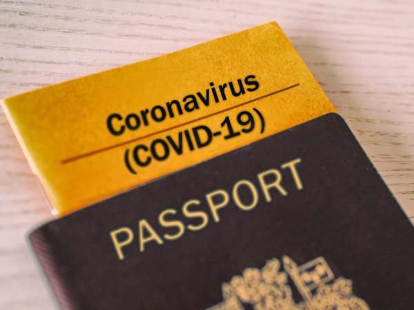 Need A Vaccine Passport? | Weekly Bulletins | Andrew Weil, M.D.