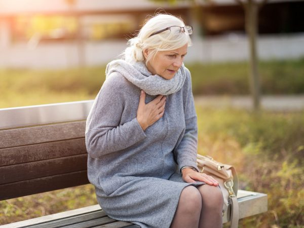 Women's Chest Pain | Weekly Bulletins | Andrew Weil, M.D.