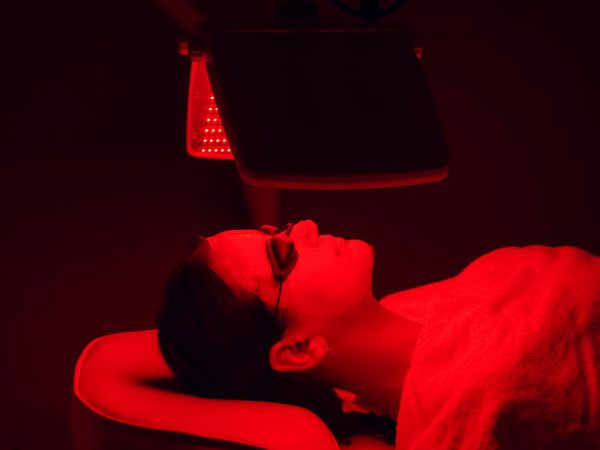 s It True That Red Light Therapy Can Treat Wrinkles? | Hair, Skin, & Nails | Andrew Weil, M.D.